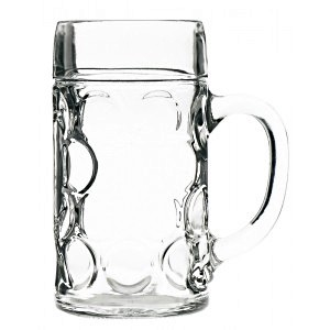 German Beer Stein Glass from Passion for Cocktails